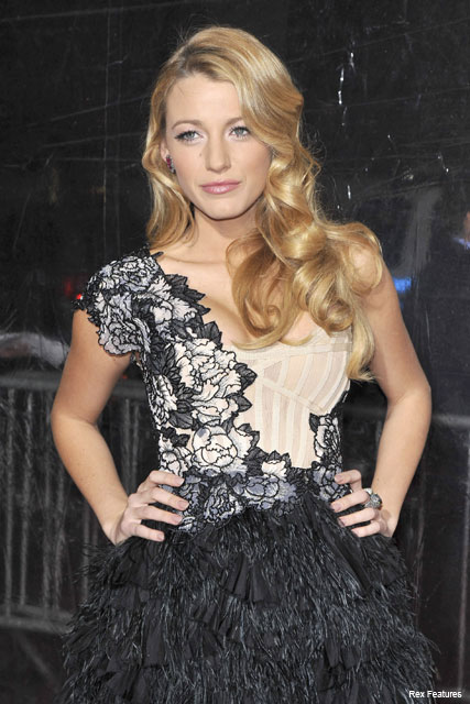 Blake Lively - Hair - Beauty News - Marie Claire