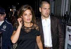 Carly Zucker and Joe Cole - Celebrity News - Marie Claire