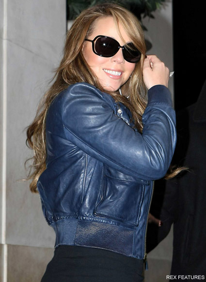 Mariah Carey - Celebrity News -Marie Claire