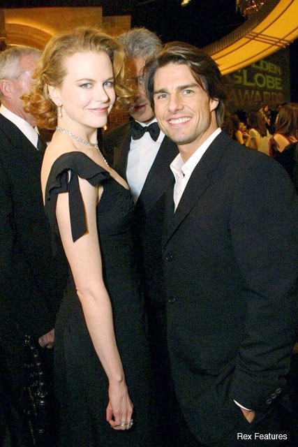 Nicole Kidman and Tom Cruise - Celebrity News - Marie Claire