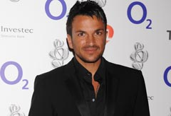 Peter Andre - Celebrity News - Marie Claire