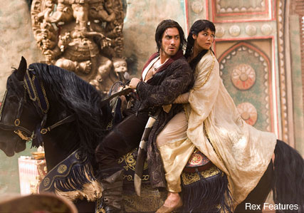 Jake Gyllenhaal and Gemma Arterton in Prince of Persia - Celebrity News - Marie Claire