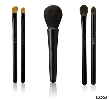 SUQQU Brushes - Beauty News - Marie Claire