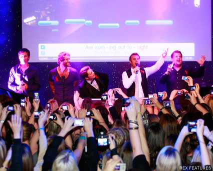 Take That - Celebrity News - Marie Claire