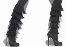 Wolford Fringe Tights, £199 - Fashion News - Marie Claire