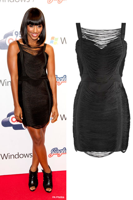 Alexandra Burke in Lipsy - Fashion News - Marie Claire