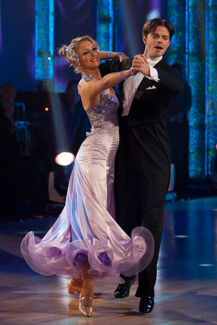 Ali-Bastian-Strictly Come Dancing-Celebrity Photos-14 December 2009