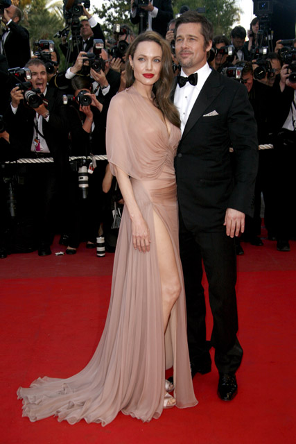 Angelina Jolie and Brad Pitt - Cannes Film Festival 2009 - 20 May 2009 - celebrity photos
