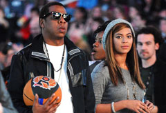 Jay-Z and Beyonce, celebrity news, Marie Claire