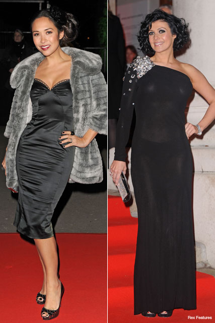 Myleene Klass, Kym Marsh - Fashion News - Marie Claire