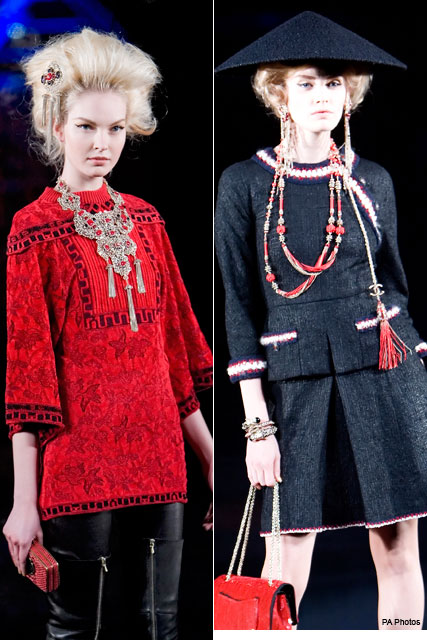 Chanel Pre-Fall 2010 Collection - Fashion News - Marie Claire