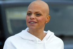 Jade Goody - Celebrity News - Marie Claire