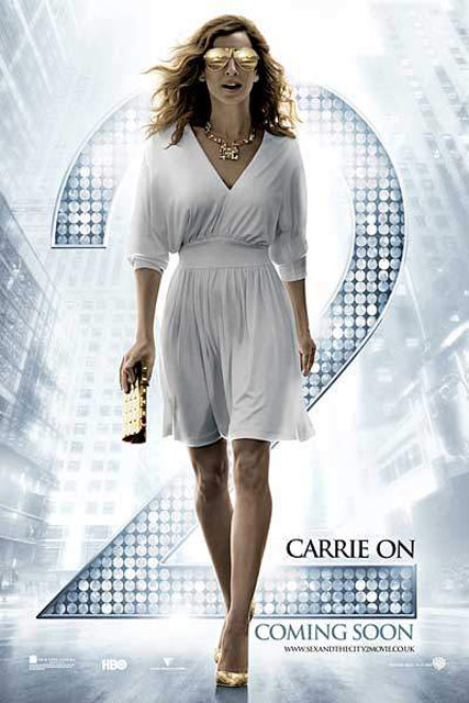 Sex And The City 2 Poster - Celebrity News - Marie Claire