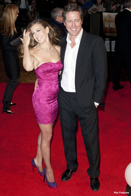 Sarah Jessica Parker and Hugh Grant - Fashion News - Marie Claire