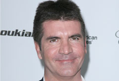 Simon Cowell - The Queen -  Celebrity News - Marie Claire