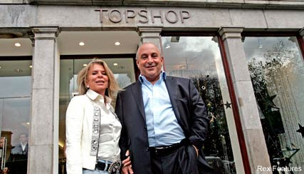 Sir Philip Green-Topshop-Fashion News
