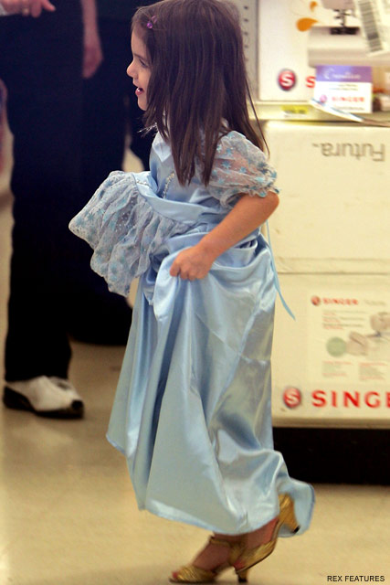 Suri Cruise - Celebrity News - Marie Claire