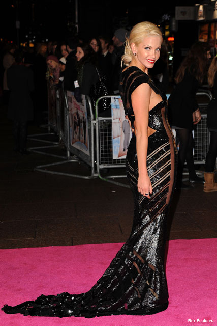 Sarah Harding - Fashion News - Marie Claire