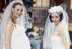 Friends: The One with all the Wedding Dresses - News - Marie Claire