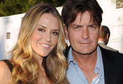 Marie Claire News: Charlie Sheen