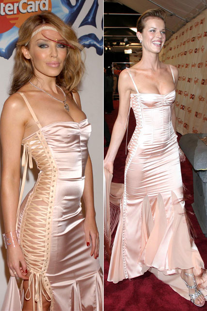 Who wore it best? Victoria Beckham Vs. Blake Lively