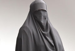 Burka - World News - Marie Claire