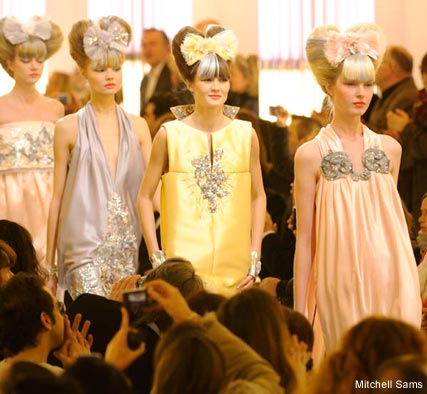 Chanel Couture Spring/Summer 2010, Haute Couture Fashion Week Paris