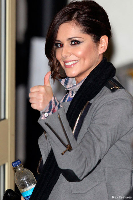 Cheryl Cole - Celebrity News - Marie Claire