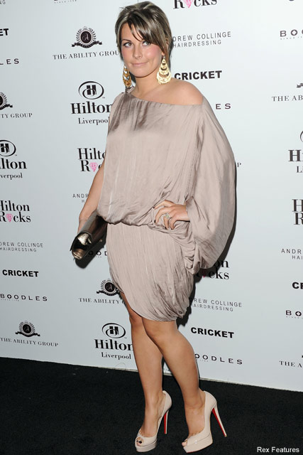 Coleen Rooney - Celebrity News - Marie Claire