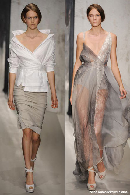 Donna Karan - Spring/Summer 2010 - Fashion News - Marie Claire