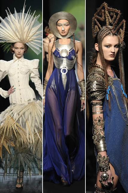 Couture fashion week - Jean Paul Gaultier