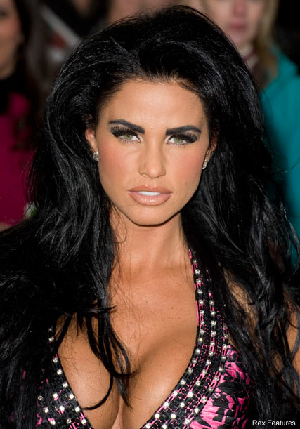 Katie Price - Beauty News - Marie Claire