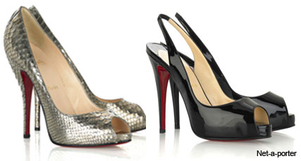 Christian Louboutin shoes - Net-a-porter competition - Fashion News - Marie Claire
