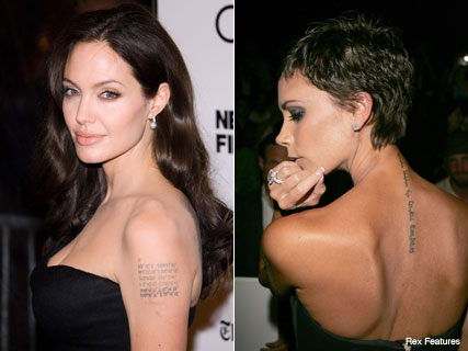 Angelina Jolie, Victoria Beckham - Beauty News - Marie Claire