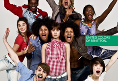 Benetton modelling competition