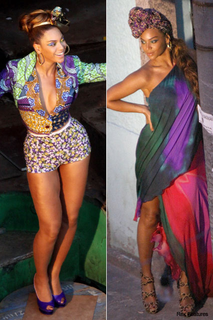 Beyonce Knowles in Brazil - Fashion News - Marie Claire