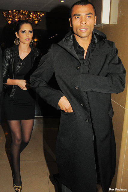 Cheryl & Ashley Cole - Celebrity News