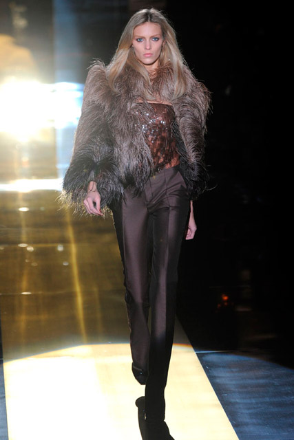 Gucci Autumn/Winter 2010, Milan Fashion Week