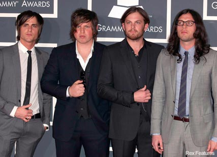 Kings Of Leon, Grammy Awards 2010