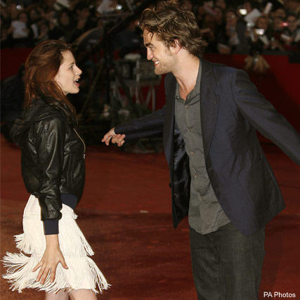Robert Pattinson & Kristen Stewart - Celebrity News - Marie Claire