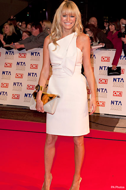 Tess Daly - Celebrity News - Marie Claire