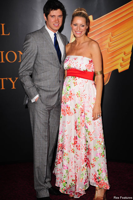 Vernon Kay & Tess Daly - Tess Daly - Celebrity News - Marie Claire
