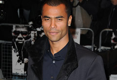 Ashley Cole - Celebrity News - Marie Claire