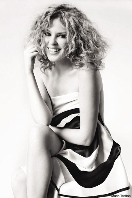 Kylie Minogue Fashion Targets Breast Cancer campaign - News - Marie Claire