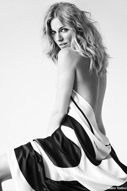 Sienna Miller - Fashion Targets Breast Cancer campaign - News - Marie Claire