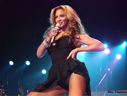 Beyonce Knowles - In concert at Madison Square Garden, New York - Celebrity - Marie Claire