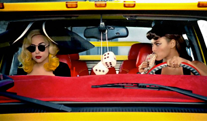 Beyonce and Lady Gaga, Telephone Video