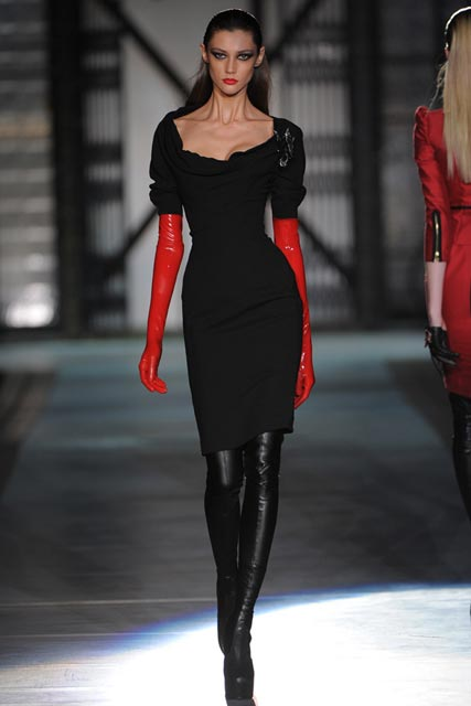 Dsquared Autumn/Winter 2010, Milan Fashion Week