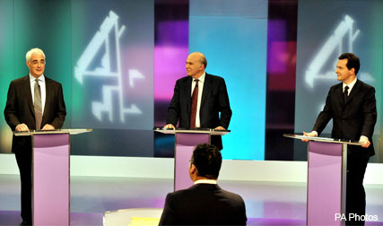 The Chancellors' television debate - Features News - Marie Claire