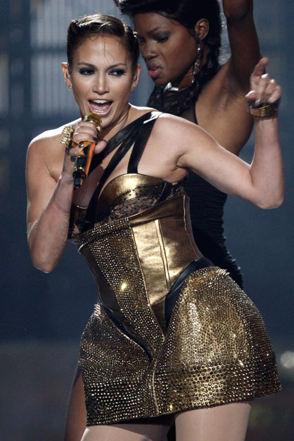 Jennifer Lopez - American Music Awards - Celebrity Photos - 23 November 2009